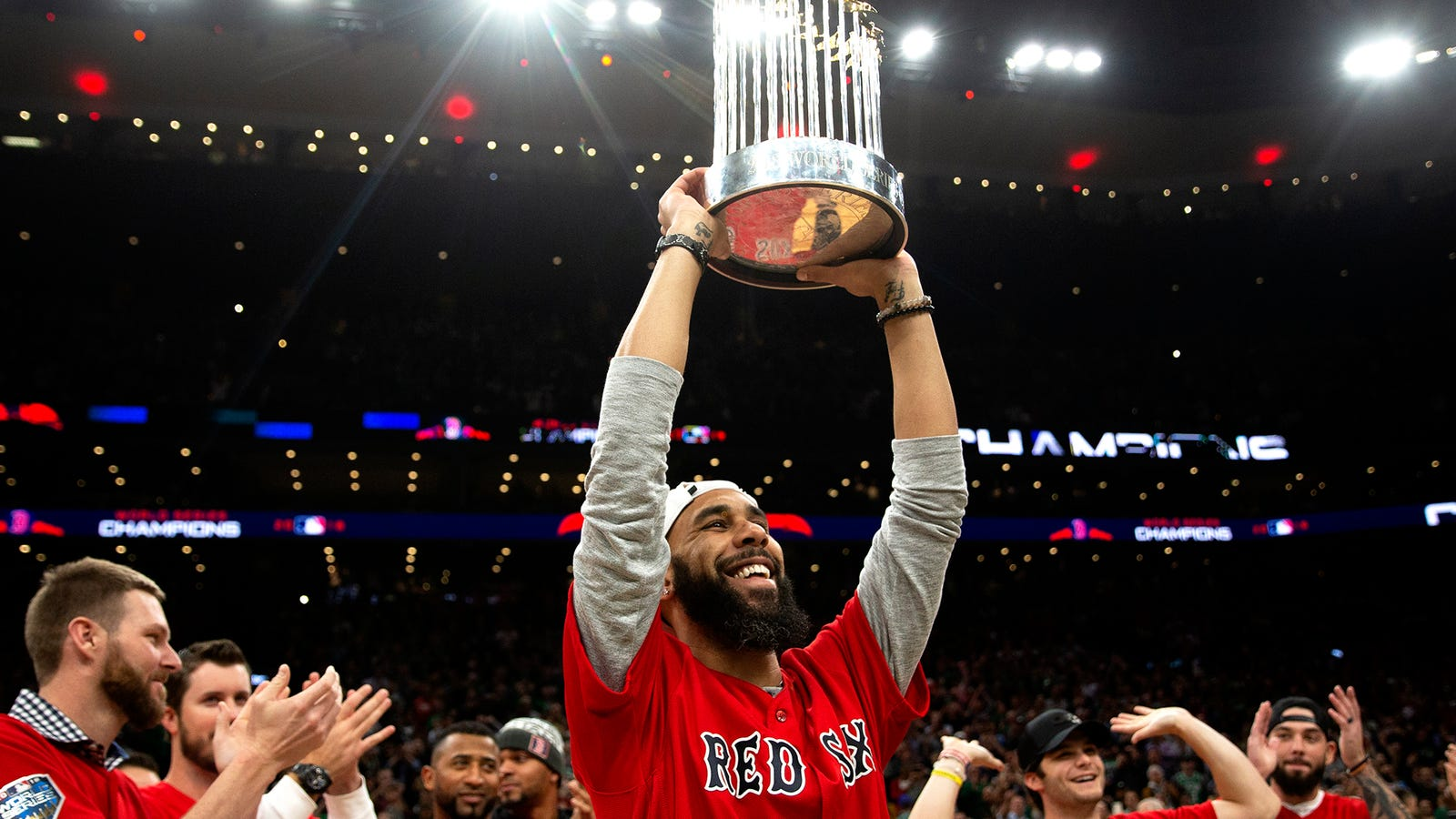 Red Sox Take Out Full-Page Ad In 'New York Times' Reminding City They Won World Series