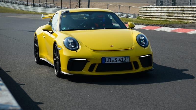 Photo credit: Porsche