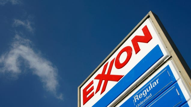 Exxon and Chevron Reportedly Considered Becoming an Oil-Stained Voltron