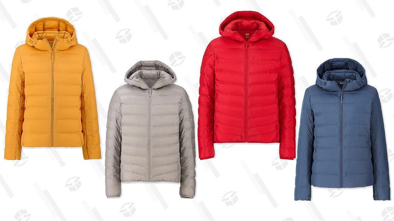 Men's and Women's Ultra Light Down Seamless Parka | $70 | Uniqlo