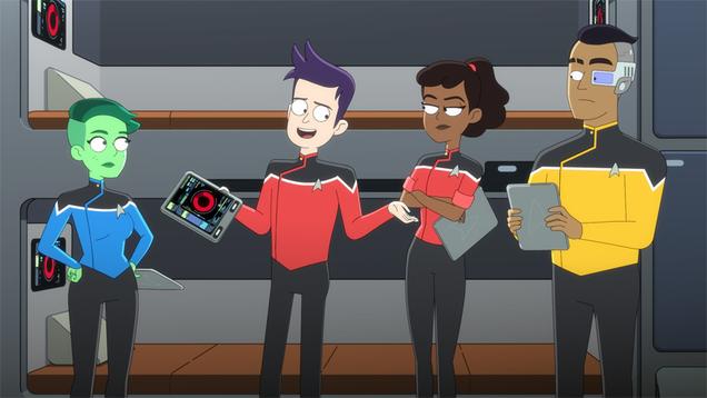 Star Trek: Lower Decks Tackles One of Starfleet s Oldest, Funniest Questions