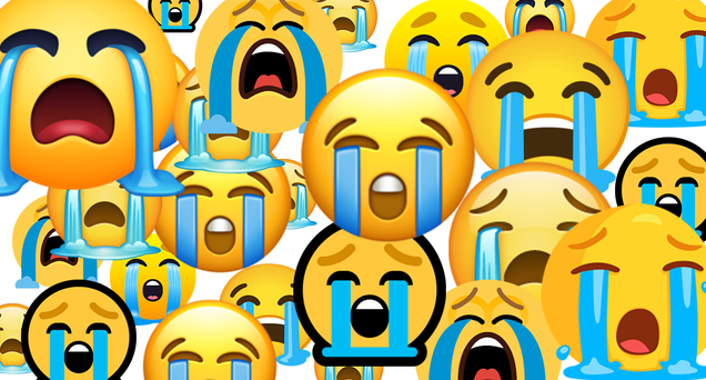 The Loudly Crying Face Emoji Is the Worst Emoji