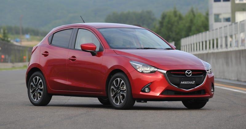 מפואר What is The New Mazda 2 Like? A Mexican Magazine Has Driven It HR-34
