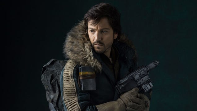The Cassian Andor Star Wars Show Has Found Its Showrunner