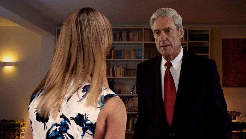 Illustration for article titled Increasingly Obsessed Robert Mueller Forces Wife To Dye Hair Blond, Dress Like Ivanka
