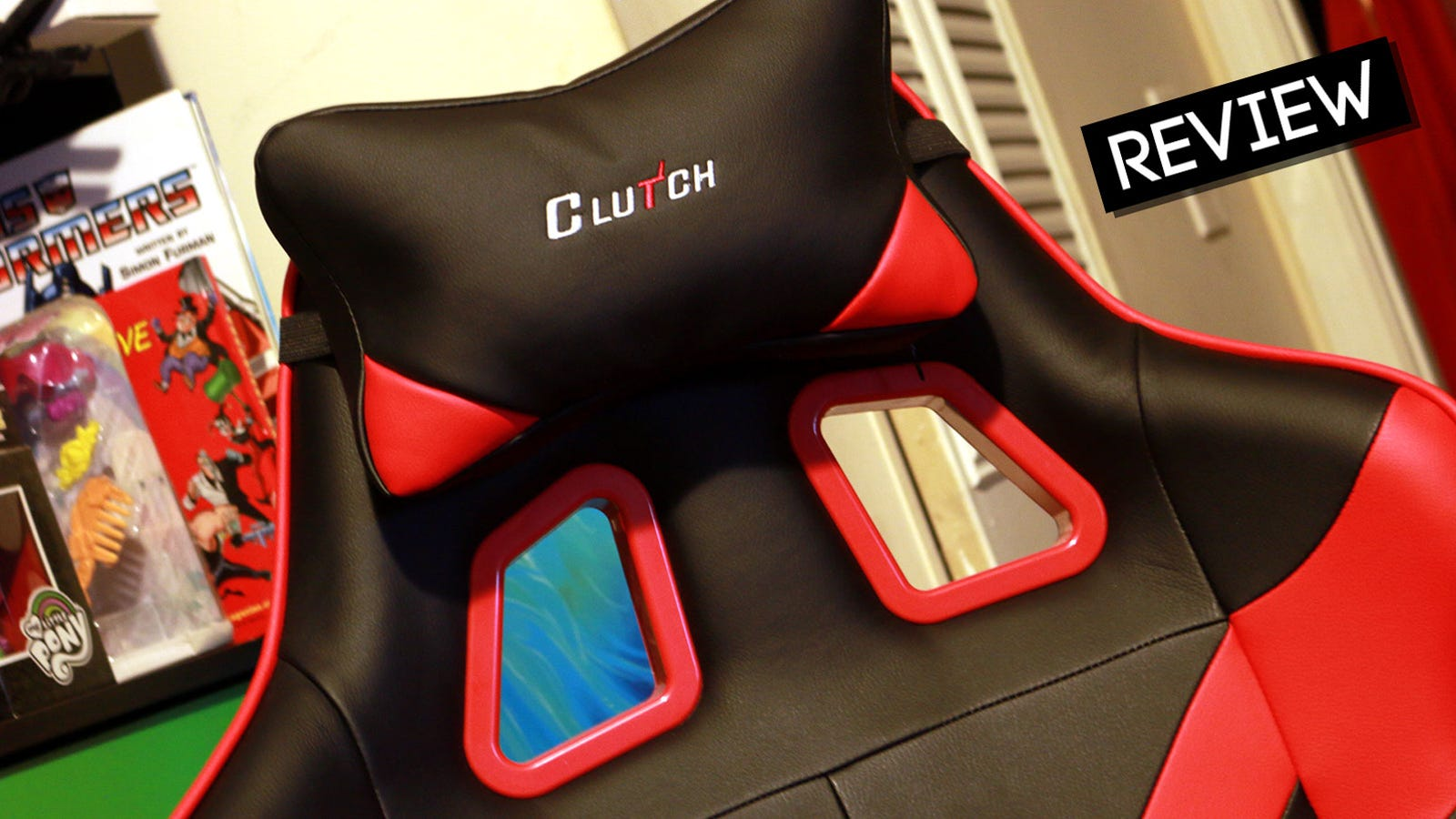 Clutch Chairz Throttle Review The Sports Car Of