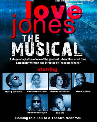 Love Jones the MusicalInstagram