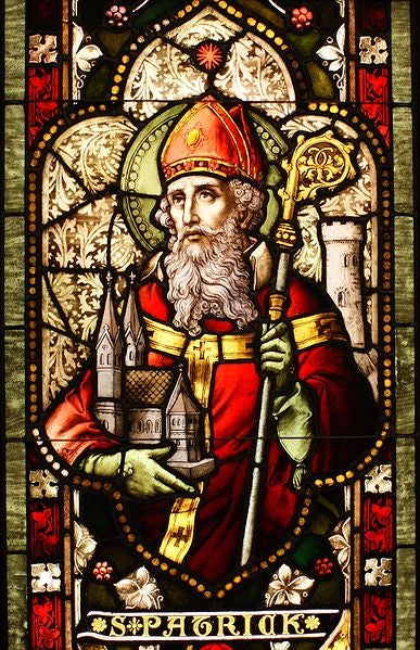 Illustration for article titled A (Very) Quick Primer on Saint Patrick
