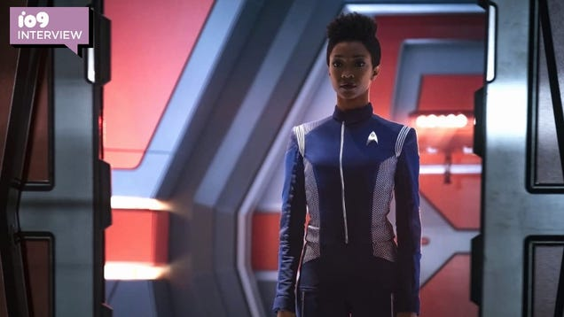 Star Trek's Sonequa Martin-Green Is More Than Happy to See the Franchise Spread Its Wings
