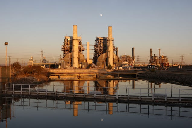 California Just Approved 5 Temporary Gas Plants as Drought Cripples Hydropower