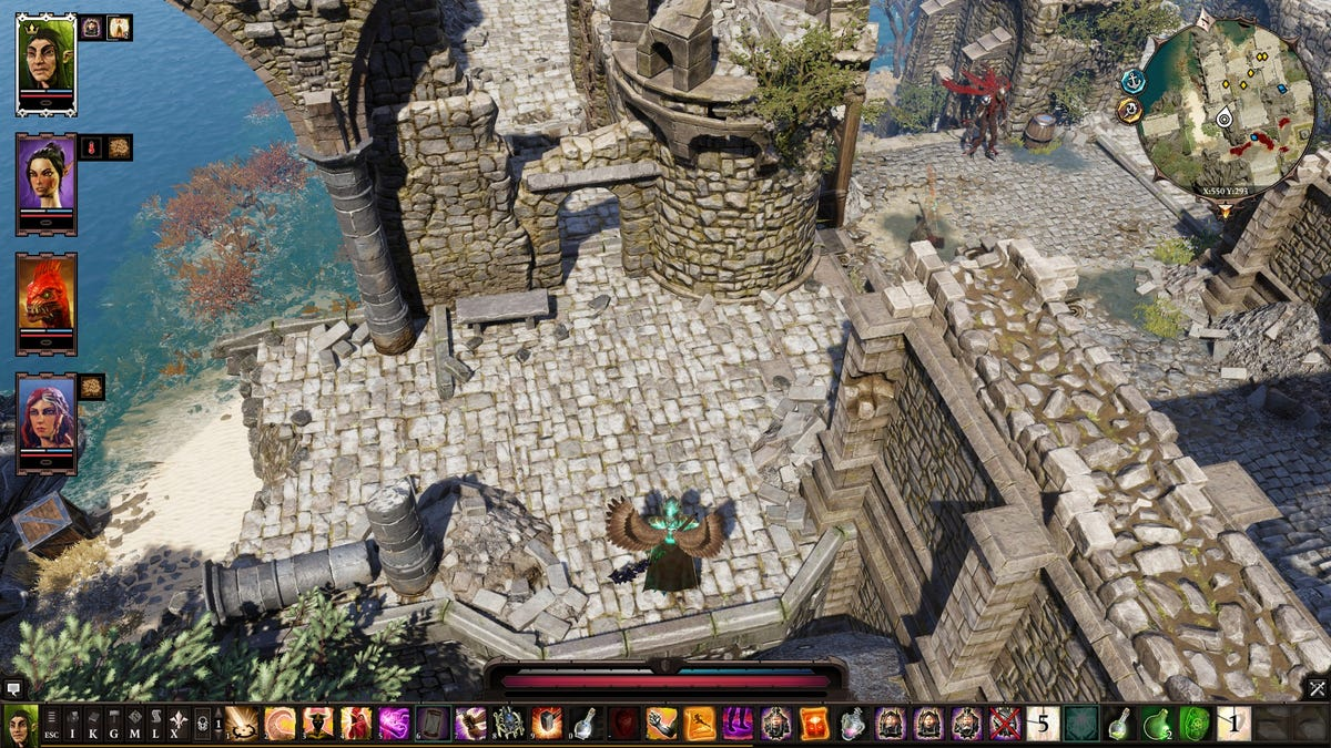 Tips For Playing Divinity: Original Sin 2