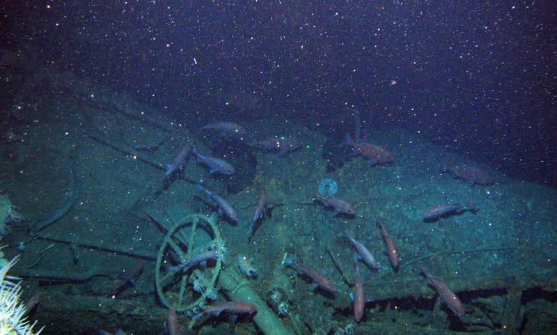 El increíble hallazgo de un submarino que llevaba perdido 103 años