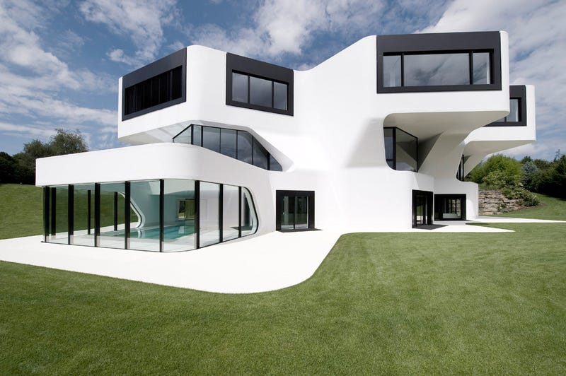 Futuristic House these futuristic houses will blow your mind