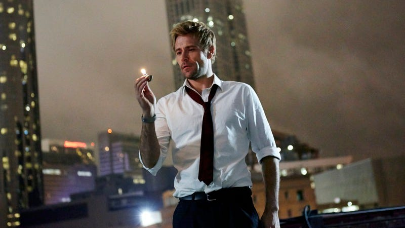 Illustration for article titled Constantine proves that social media still can't save a TV show's soul