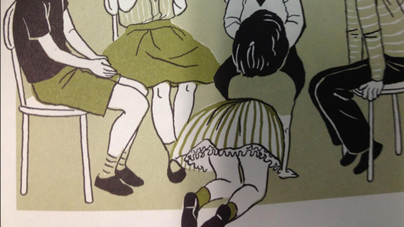 Illustration for article titled Poor Pussy Is a Real 1950s Party Game