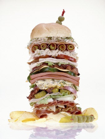 Illustration for article titled Lazily Scroll Through Pictures Of New York's Best-Looking Sandwiches