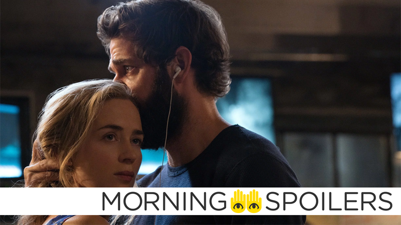 John Krasinski wants to flesh out the larger world of A Quiet Place. It's presumably still relatively quiet.