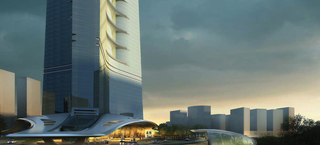 Illustration for article titled They're Finally Building the World's New Tallest Tower
