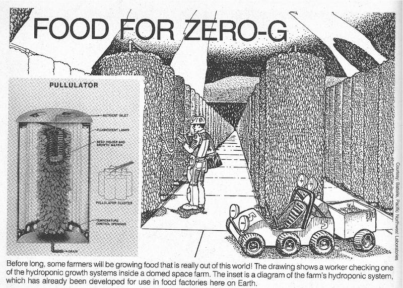 Illustration for article titled Space Farmer of the Year 2012 (1982)