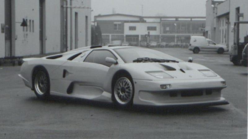 The Lamborghini 132 Gt1 Is The Diablo You Ve Never Heard Of