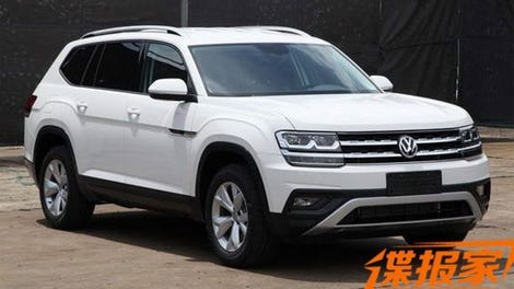 Volkswagen S New Suv Gets The Most Appropriate Name Ever