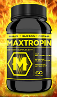 Illustration for article titled Maxtropin Reviews : Natural supplement Muscle Building
