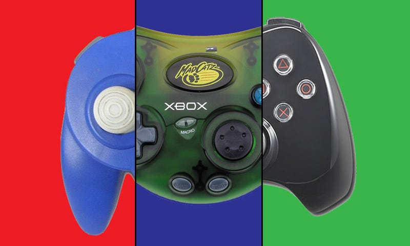 Illustration for article titled LTPD: 1st Party vs. 3rd Party Controllers