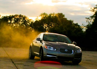 Illustration for article titled 2009 Jaguar XF, Part Two