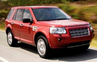 Illustration for article titled 2008 Land Rover LR2 HSE