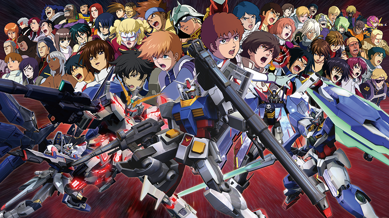 Illustration for article titled PHC Import Reviews: Gundam Extreme Vs. (Or; WE'RE JUMPING ONTO WHITE BASE)