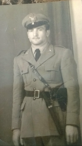 Illustration for article titled Ok oppo random Italian historical uniform question
