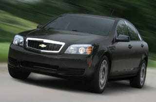 Illustration for article titled New Chevy Caprice Police Cars On Duty April 2011