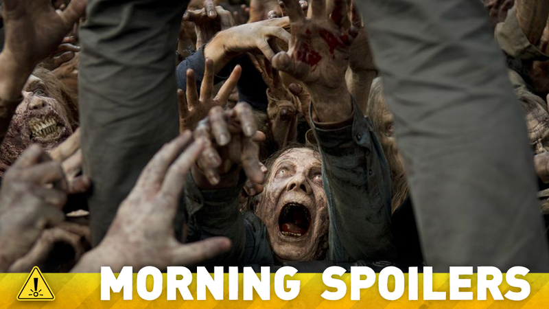 Illustration for article titled One ofThe Walking Dead's Most Infamous Scenes May Be Headed To Television