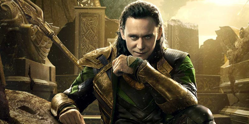 Illustration for article titled Tom Hiddleston explica por qué eliminaron a Loki de Avengers: Age of Ultron