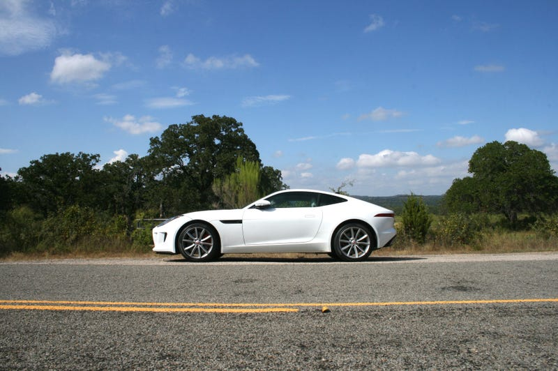 Jaguar FType S Coupe So Good It Almost Makes The V Pointless - 2015 jaguar f type s