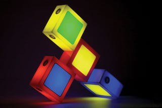 Illustration for article titled TwistTogether Lamp Is Basically a Fancy Nightlight Toy