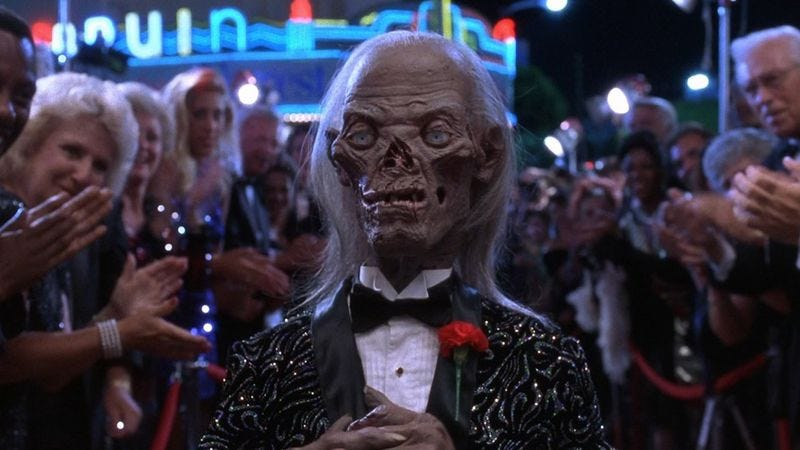 Illustration for article titled The new Tales From The Crypt will have a Cryptkeeper, Shyamalan confirms