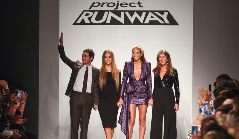 Illustration for article titled A+E Networks Rescinds Project Runway Deal Over Harvey Weinstein Allegations