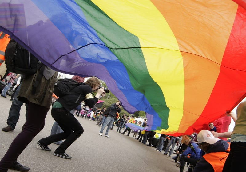 """Illustration for article titled Lithuania Could Ban Pride Events, Cites """"Family Values"""" """"Morals"""""""