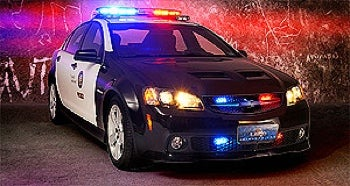 Illustration for article titled LAPD To Buy Chevy-Badged Holden Commodore Police Cars?