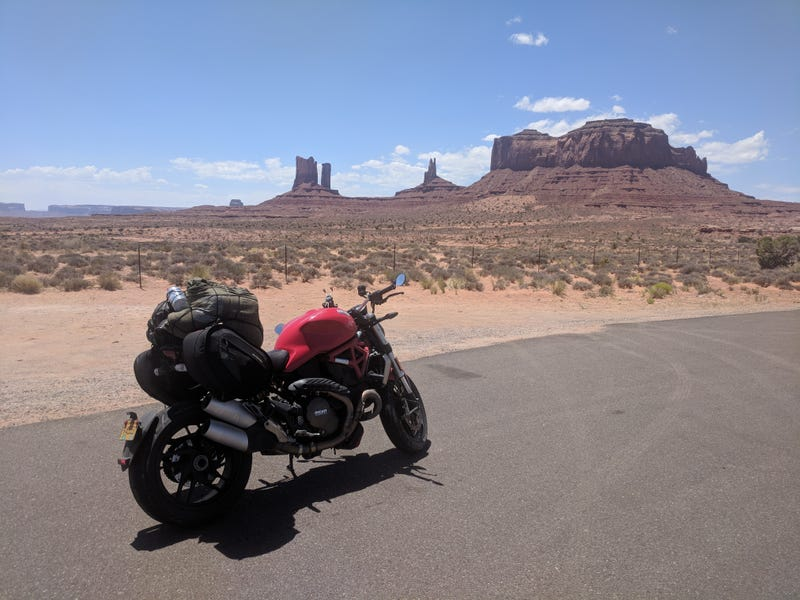 Motorcycle Road Trip >> Motorcycle Road Trip The Desert And Some Canyon Thing