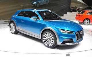 Illustration for article titled Did someone say allroad?