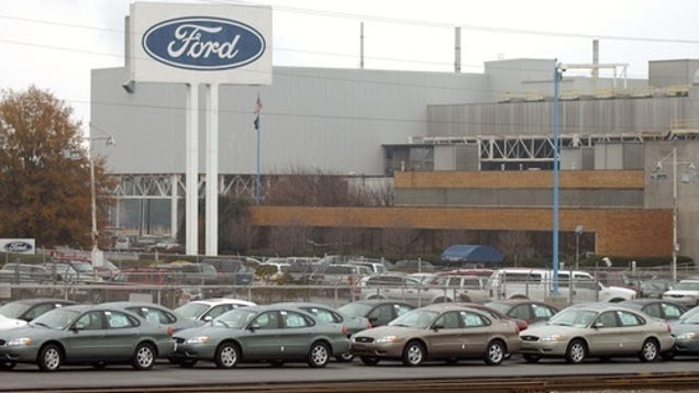 We call bull ford ceo uses wrong word for plural of taurus for Ford s fish shack