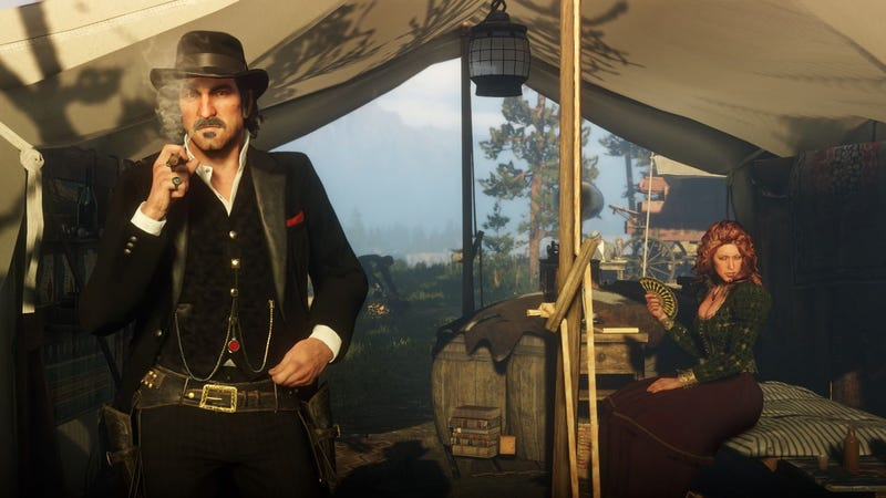 Illustration for article titled Red Dead Redemption 2 Will Have Some Sort Of Timed PlayStation Exclusivity