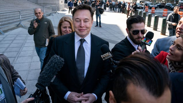 Elon Musk Lives to Tweet Another Day