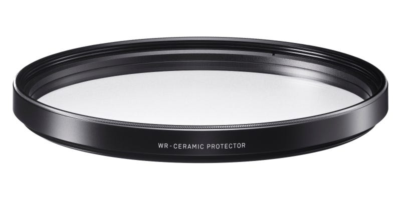 Illustration for article titled Clear Ceramic Makes This Filter10x Tougher Than Your Usual Lens Protector