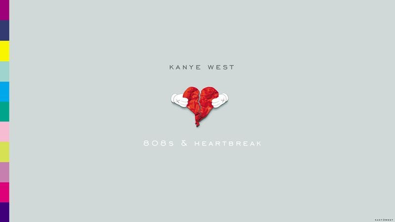 Illustration for article titled Kanye West to perform 808s & Heartbreak at one-off gig