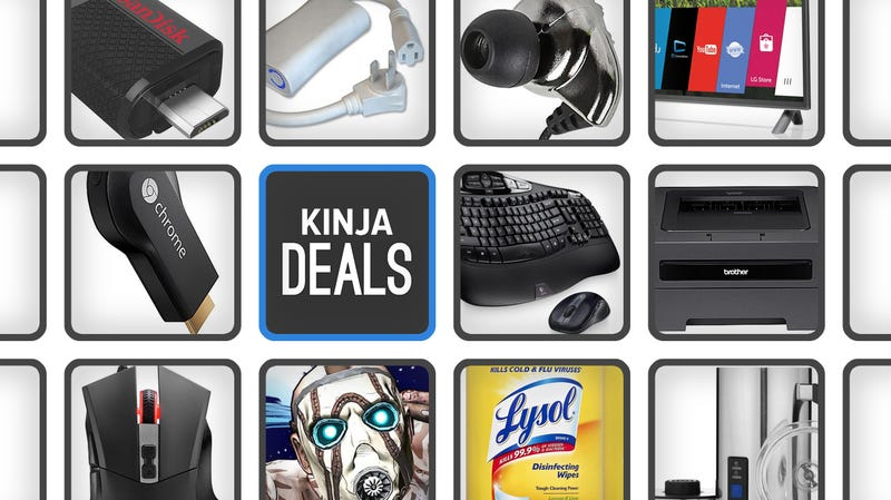 Illustration for article titled The Best Deals for September 22, 2014