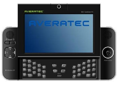 Illustration for article titled Averatec UMPC With Keyboard