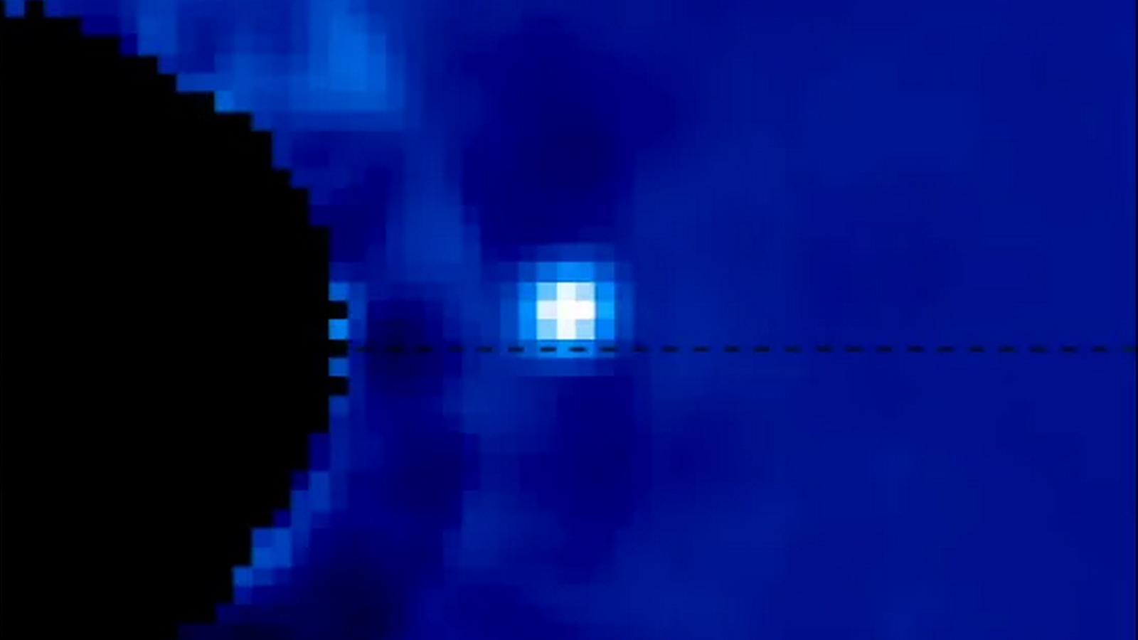 This is the Best Footage Yet of an Exoplanet Orbiting its Star